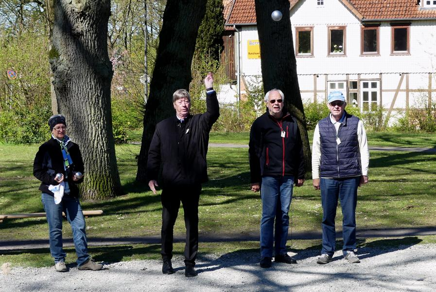 Bouleturnier in Hermannsburg `17