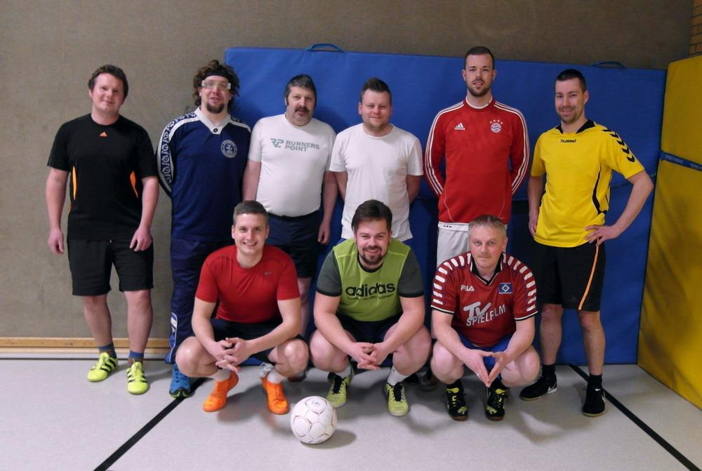 Hobbyfußballer 2017