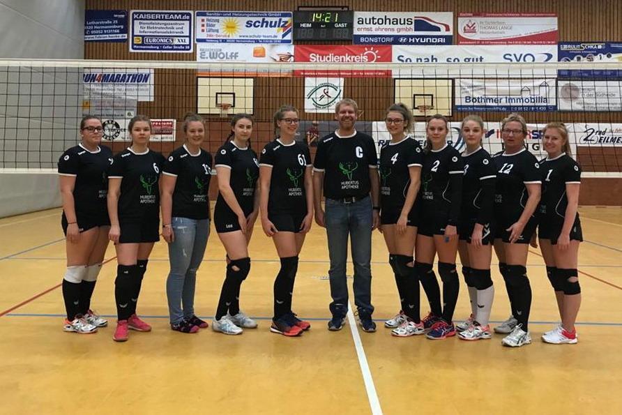 Ergebnisdienst Volleyball