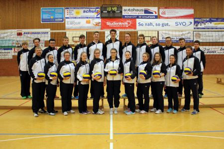 2 20161203 Volleyball Gruppenbild